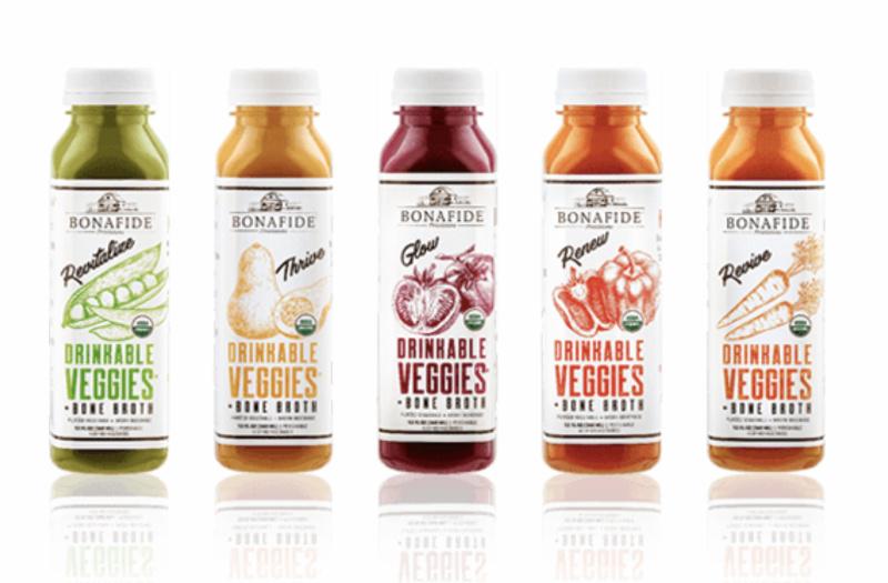 Bonifide Provisions Drinkable Veggies