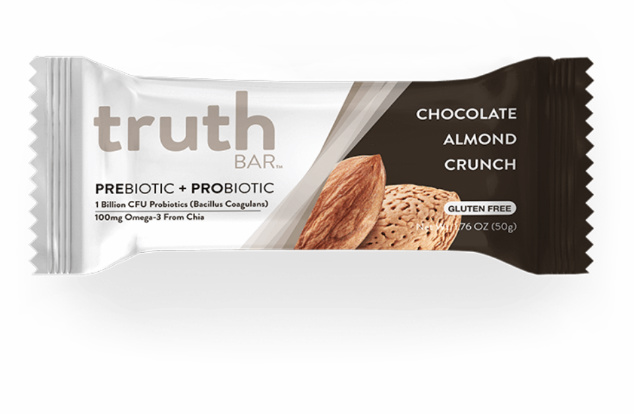 Chocolate Almond Crunch by Truth bar