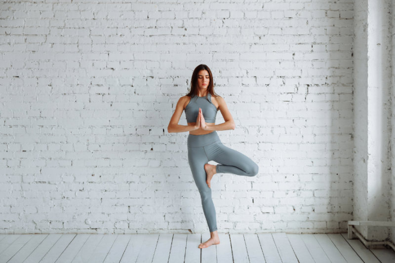 Yoga Poses for Mental Clarity