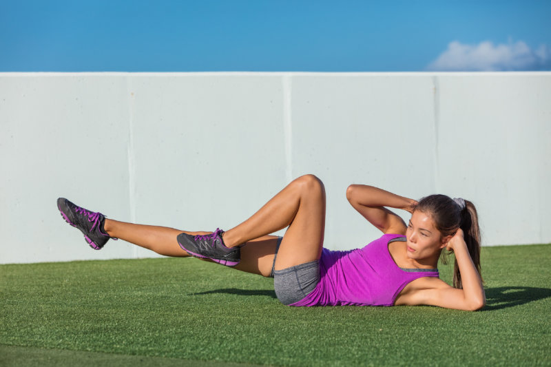 6 Exercises to Strengthen Oblique Muscles