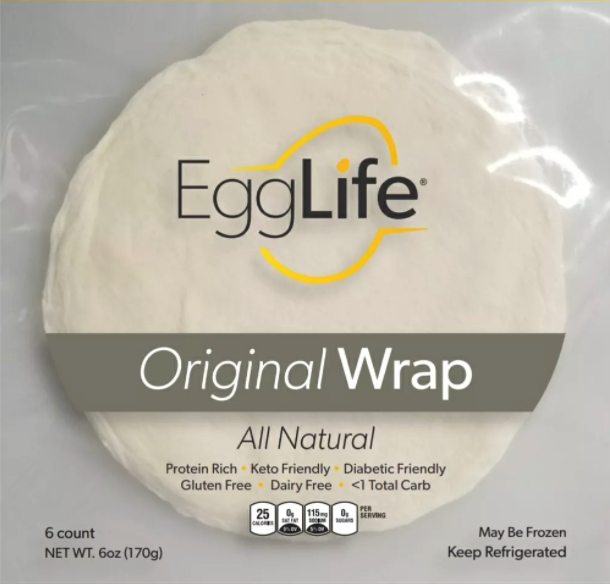 EggLife wraps