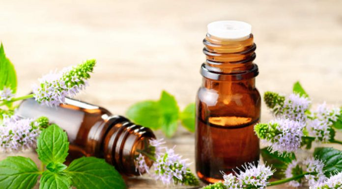 essential oils natural allergy remedy
