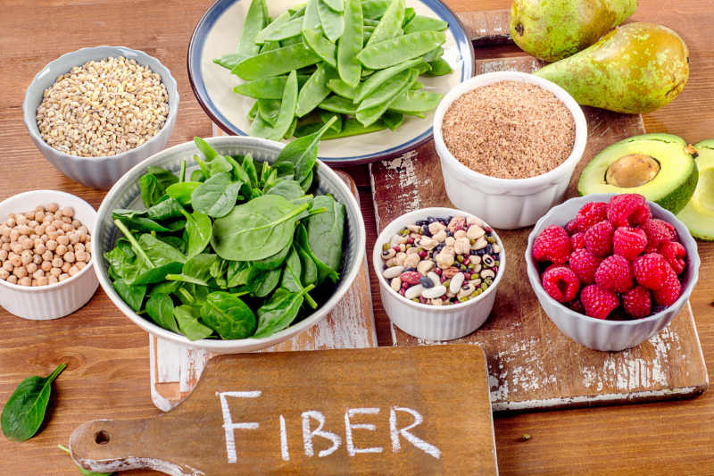 Fiber Diet | Top 10 High Fiber Foods
