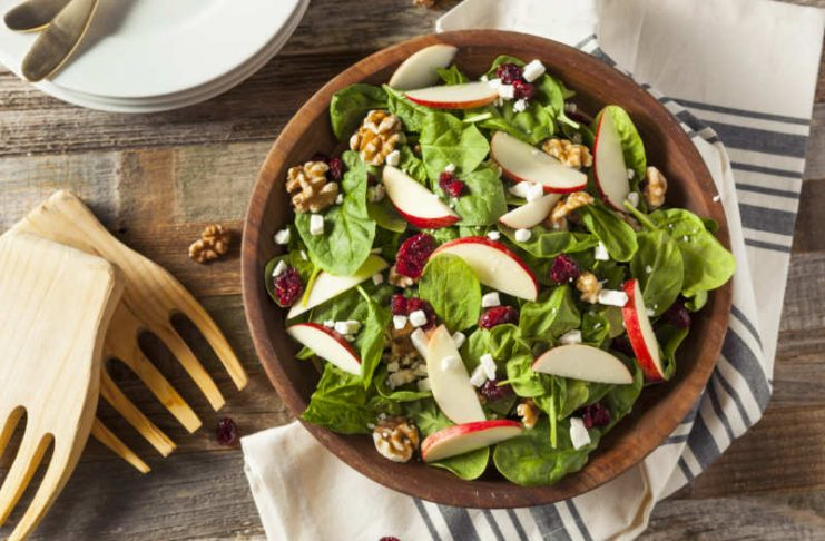 5 Healthy Green Salads for St. Patty's Day