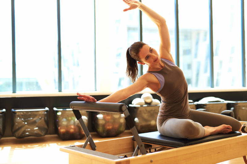 Pilates Can Improve Your Flexibility