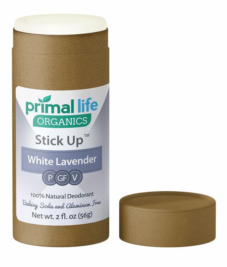 Primal Life Stick Up deodorant