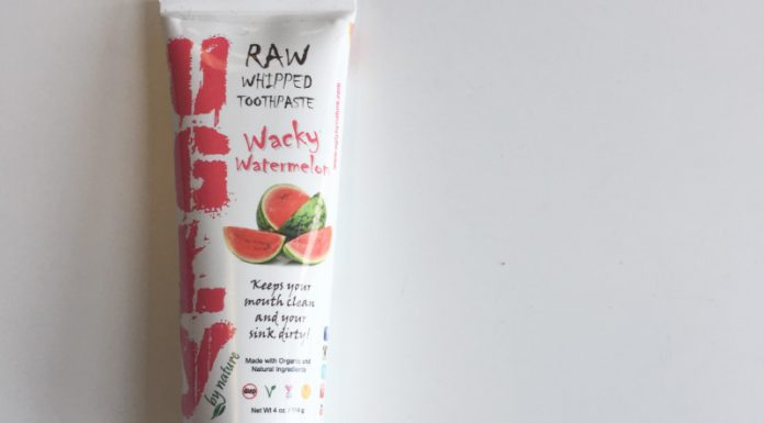 Raw Whipped Toothpaste by UGLY by Nature
