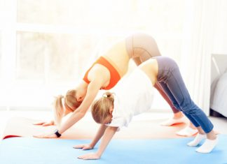 4 Yoga Exercises To Try At Home