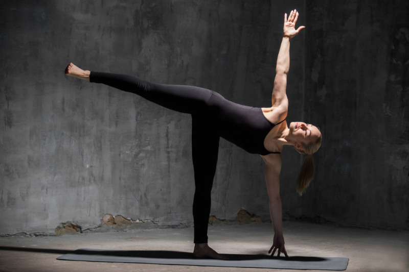 3 Yoga Poses To Improve Your Balance