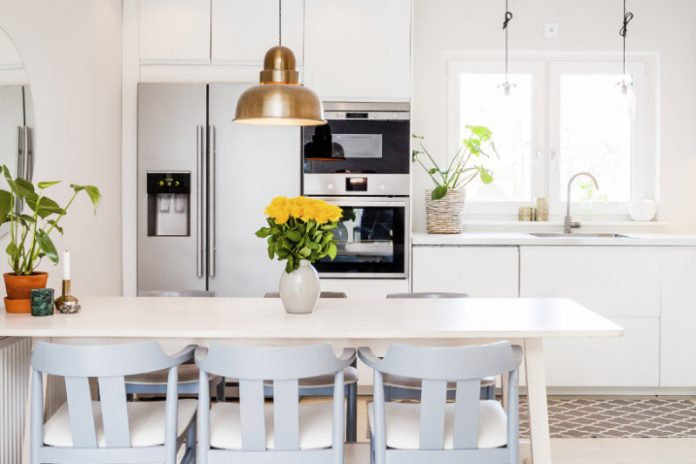 Minimalist Living: How to Keep a Clean Kitchen - Z Living