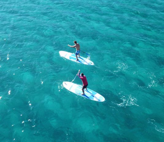 Top 5 Beautiful Places To Go Paddleboarding