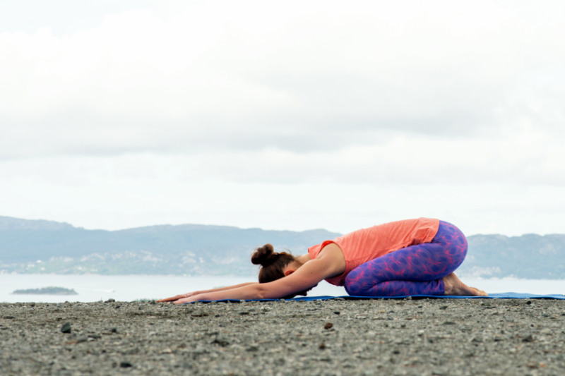 Say Goodbye to Belly Bloat with 4 Effective Yoga Poses