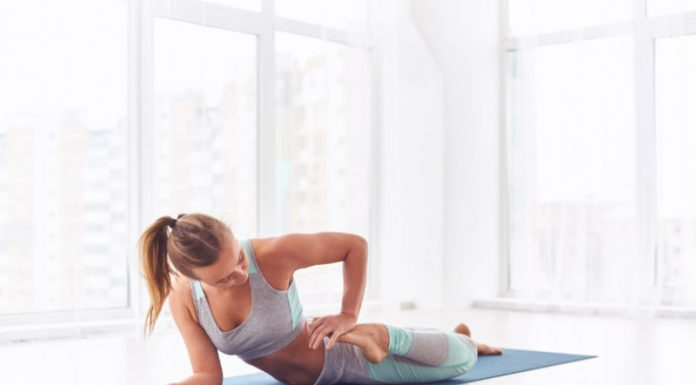 Get Ready to Stretch and Improve Your Flexibility with the Half Frog Pose