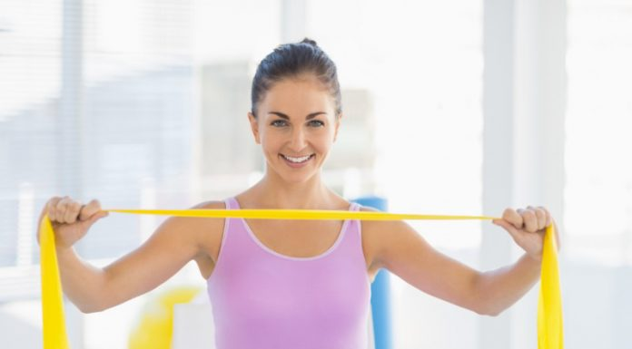 Sculpt Your Core with A Resistance Band Workout