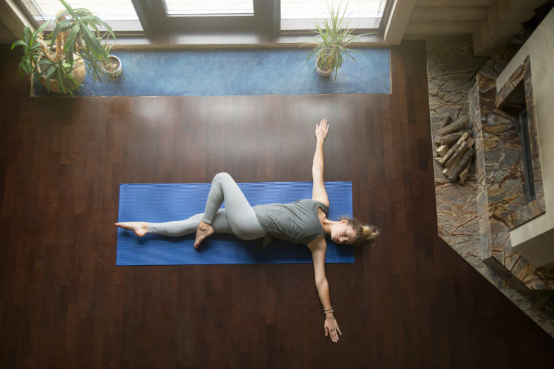 Yoga Poses to Help You Fight Chronic Inflammation