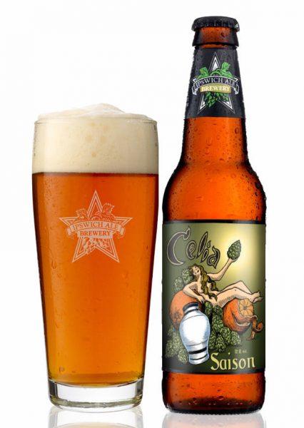 Celia Saison Beer