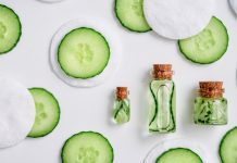 Get Rid of Blackheads With This Cooling Summer Cucumber Mask