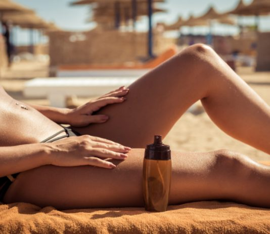 Natural Herbal Honeysuckle Body Oil