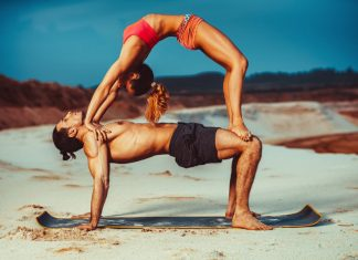 AcroYoga | Take Your Practice to New Heights. Literally.