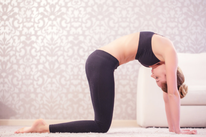 Yoga Poses to Unwind After a Long Day of Work