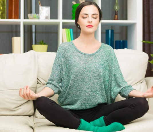 Couch Pose (Paryankasana) | The Ultimate Stretching Pose for Your Legs