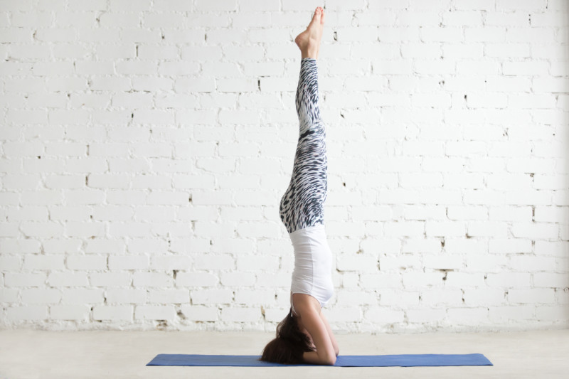 Yoga Poses to Combat Acne Promote Healthier Looking Skin