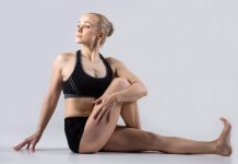 Twisted Pose (Vakrasana) | Twist to Reduce Unwanted Fat!