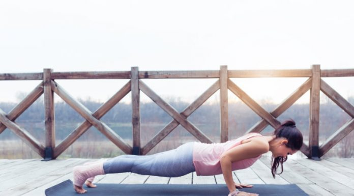 Four-Limbed Staff Pose | Build Your Core and Upper Body Strength