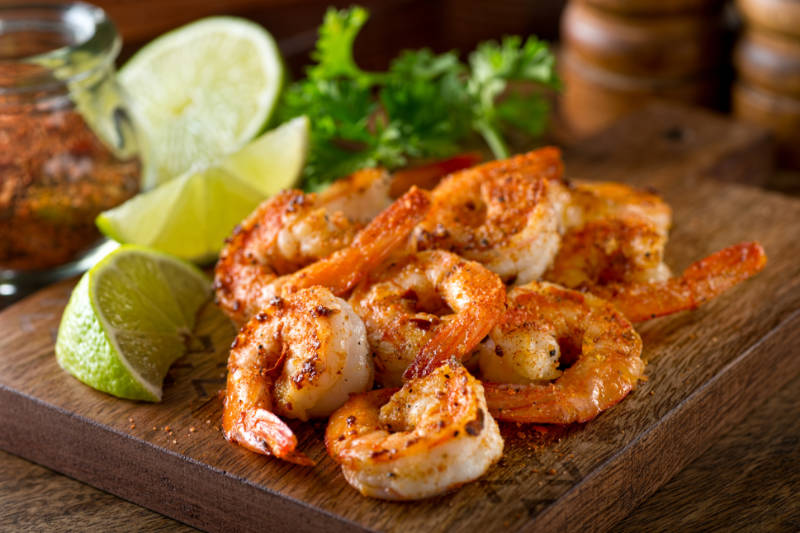 Can Seafood Promote Muscle Growth?