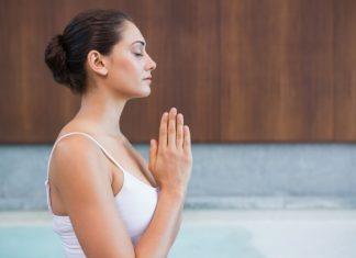 Standing Prayer Pose | Easy Starting Pose for Beginner Yogis