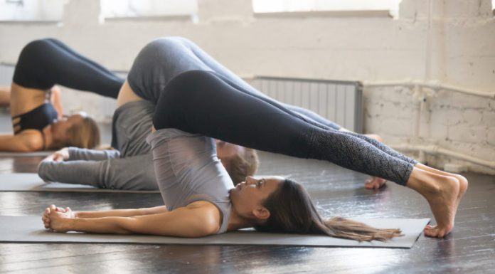 Plough Pose | Stay Calm and Get Some Well Deserved Sleep