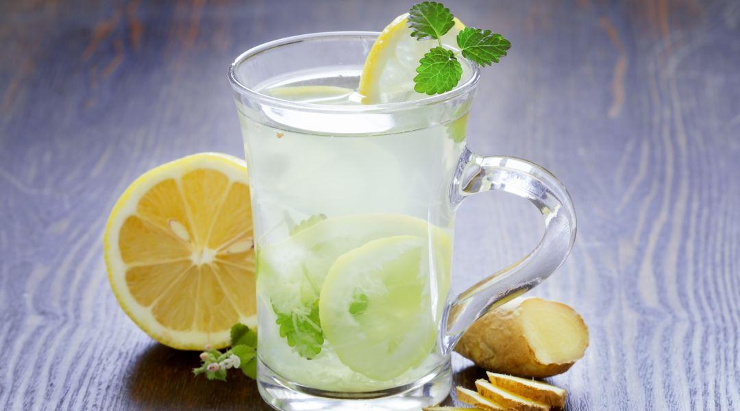 Warm Herbal Water