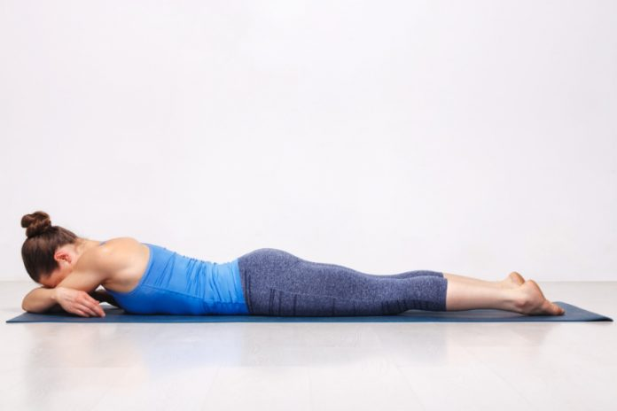 Crocodile Pose to Fight Insomnia and Get the Sleep You Deserve