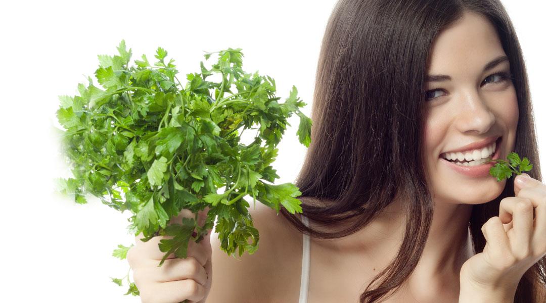 parsley beauty