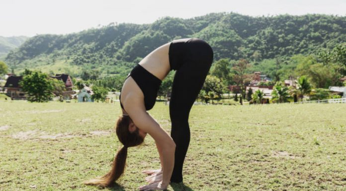 Standing Forward Bend | Increase Blood Flow and Improve Digestion