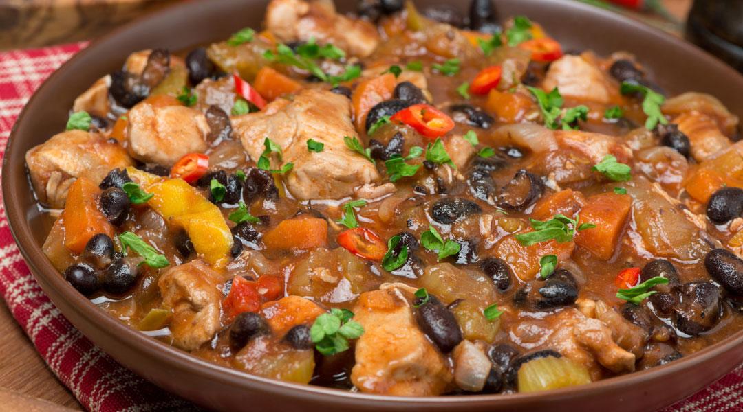 Guatamalan-Smoked-Turkey-&-Black-Bean-Chili