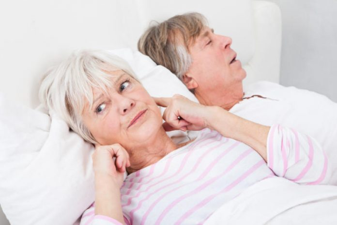 Is Your Spouse's Sleep Apnea Keeping You Up All Night?