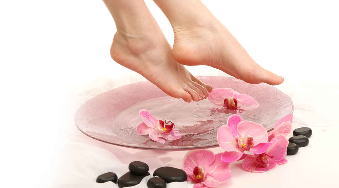 The Cure For Cracked Heels Lies In Your Kitchen Cabinet