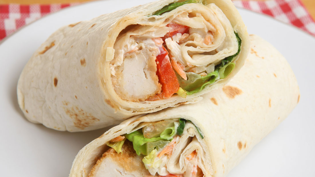 Chicken-Wraps-with-Raspberry-Dressing_102290239