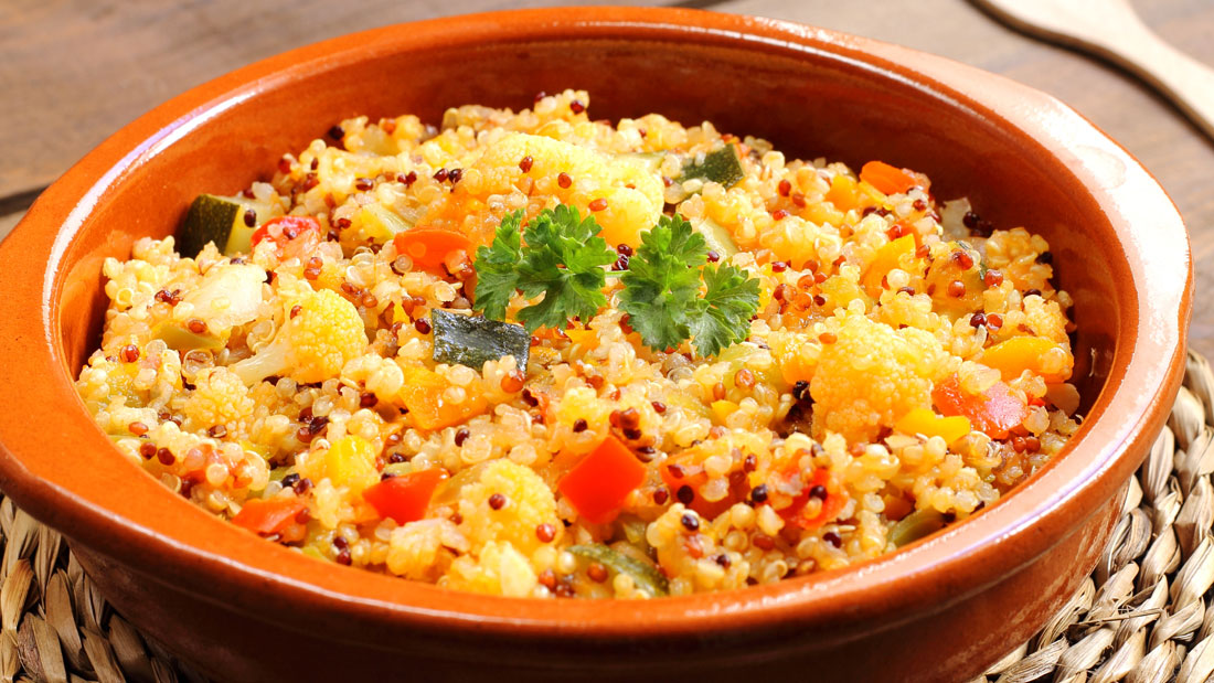 Quinoa-Pilaf-with-Shallots-and-Shiitakes_163501769