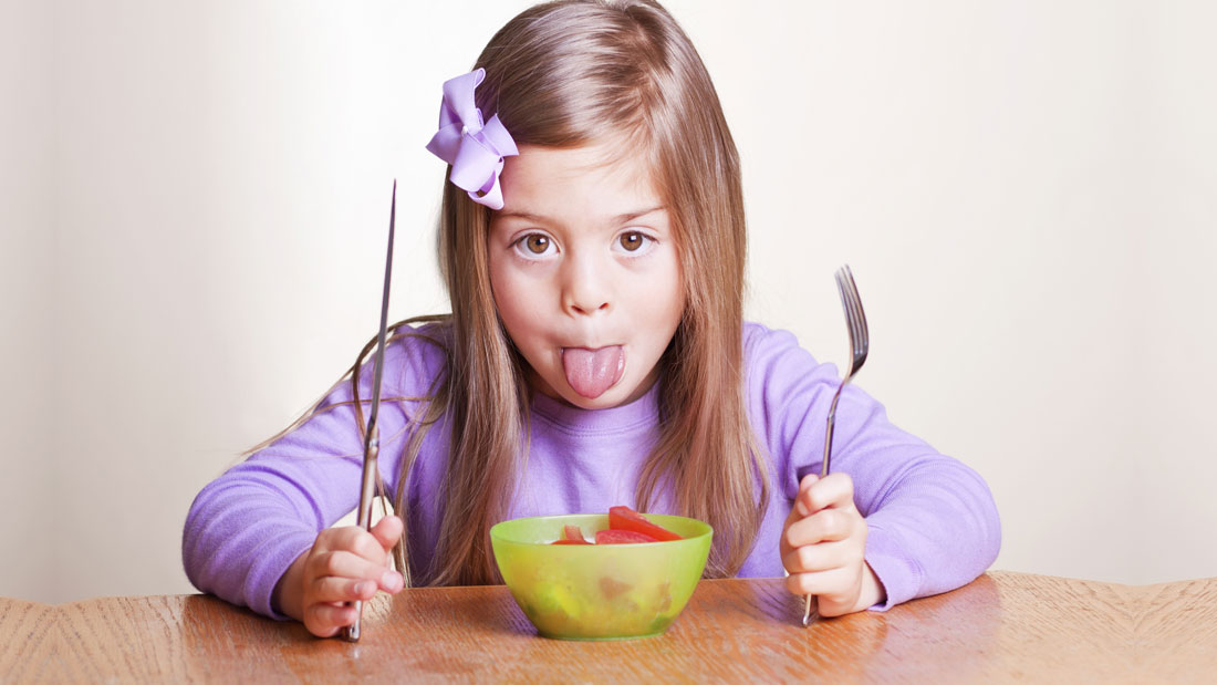 Is Your Child A Picky Eater? Here's How You Can Help