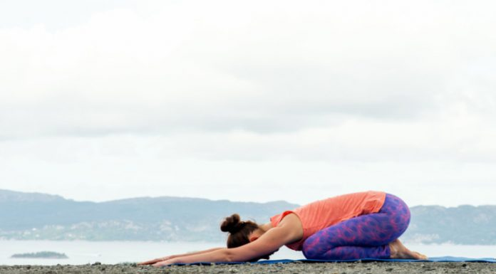 Child's Pose (Shishuasana)   Boost Relaxation and Promote Calm