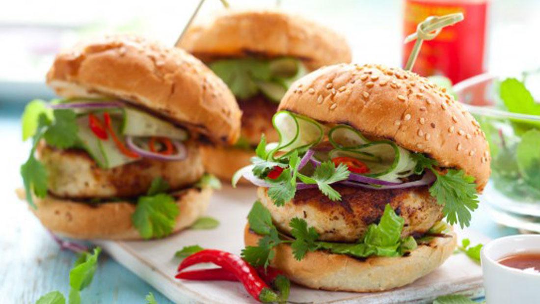 Buffalo-Turkey-Burger