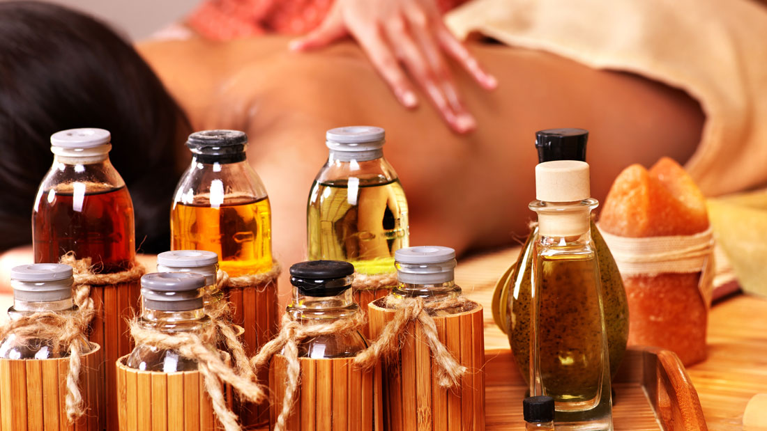 Essential-massage-oil