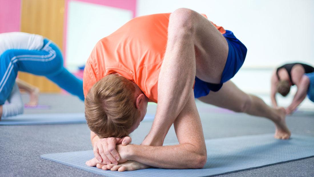 brogan yoga for men