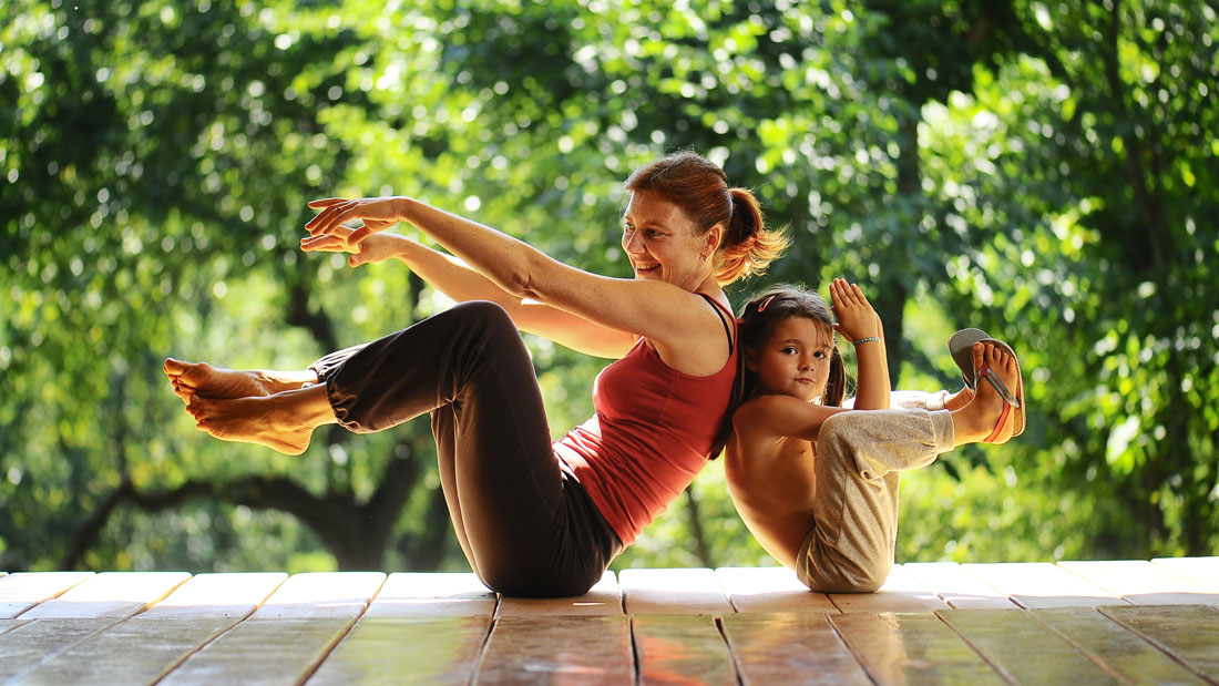 A 30-Minute Full-Body Workout For The Busy Mom