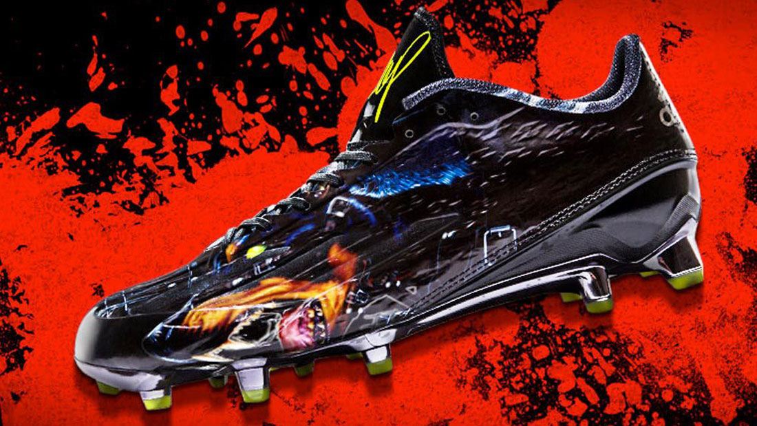 Uncaged Cleats By Snoop Dogg For Adidas