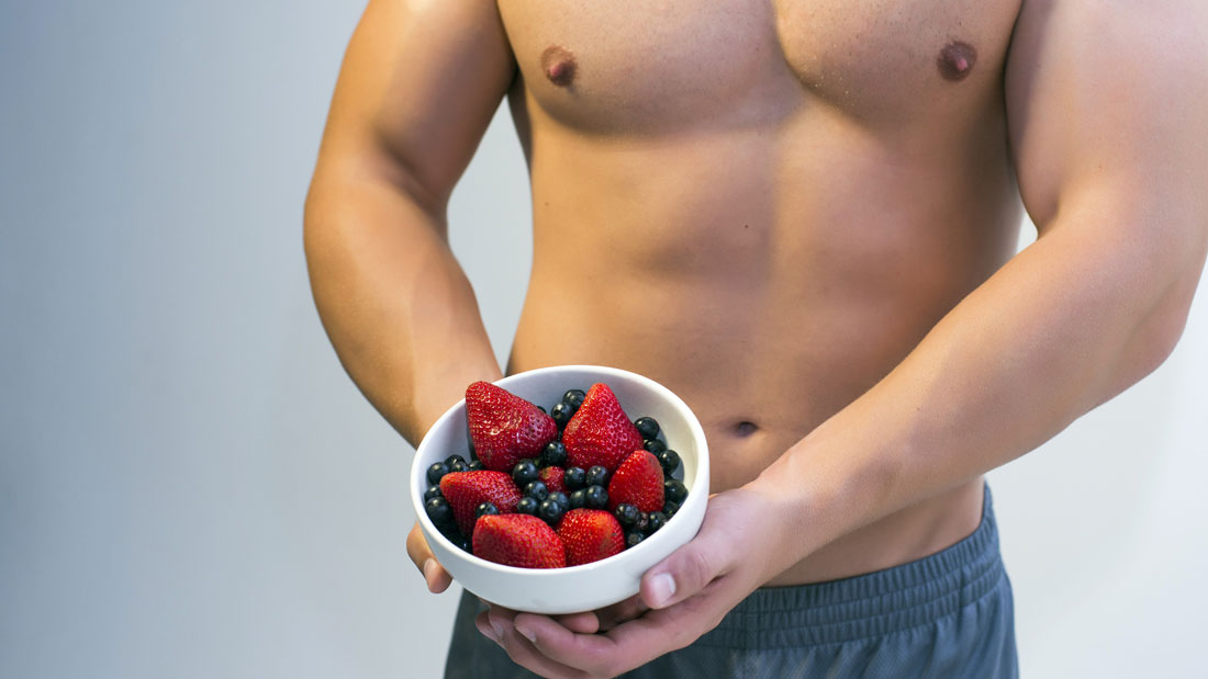 berries strawberry blueberries for weight loss