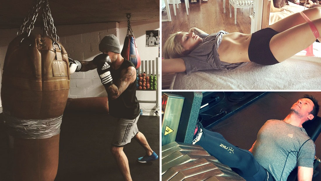 david-beckham,-lady-gaga-&-wolverine-inspired-full-body-workout