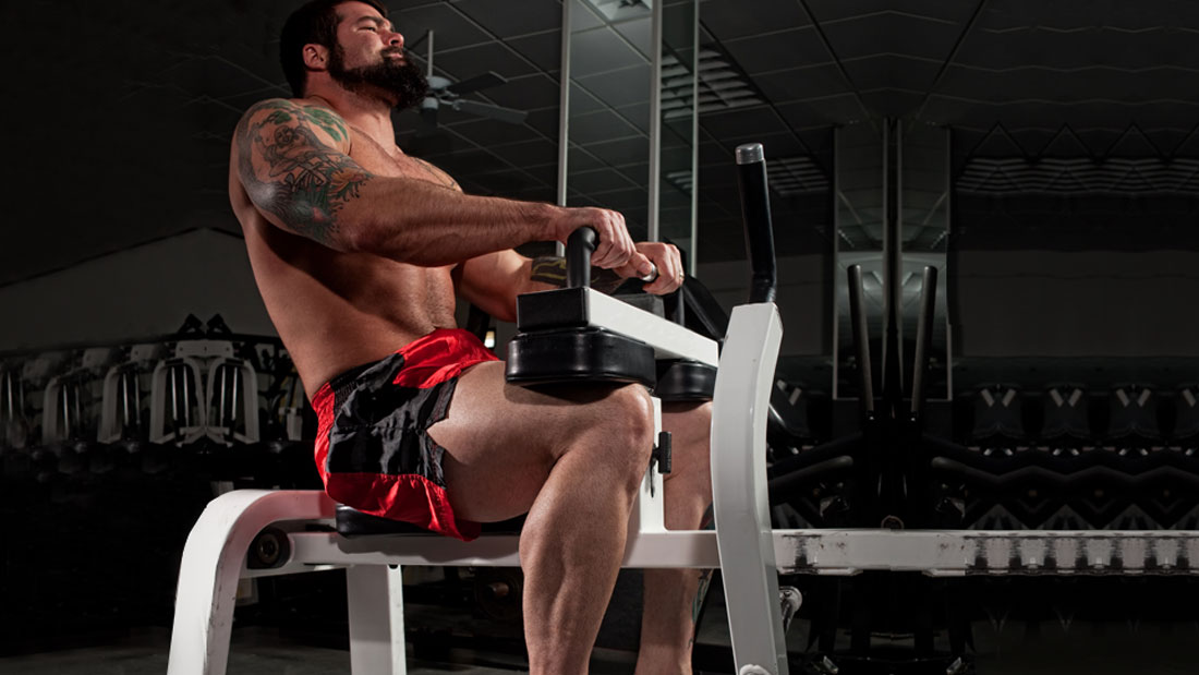 how to do seated calf raises